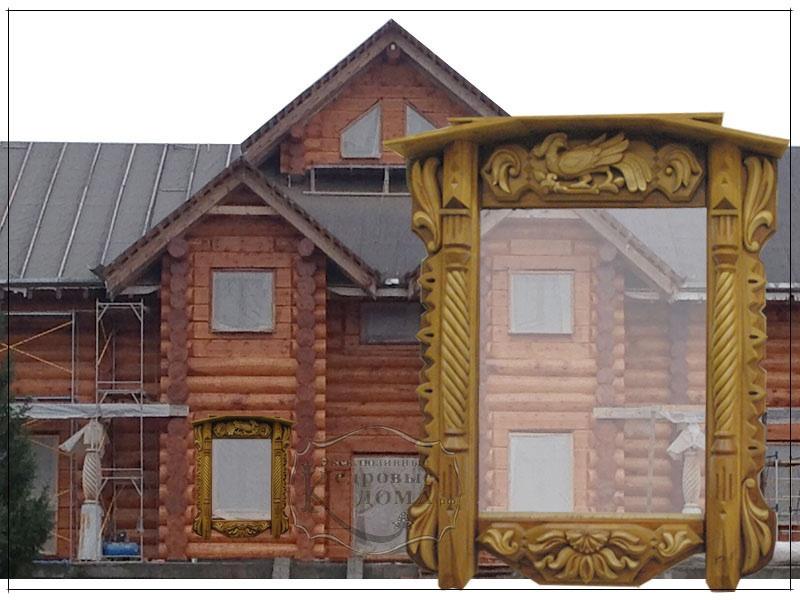 Эксклюзивные деревянные дома из кедра