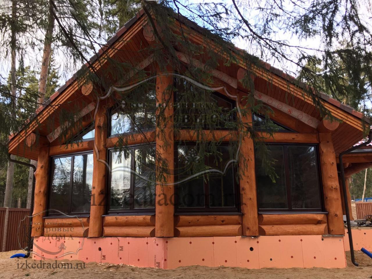инструкция строительства дома пост и бим